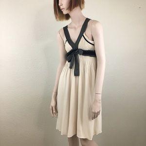 Anthropologie COVEN Skylight Knit Dress XS